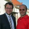 Florian Gams und Erich Fuchs