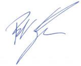 Unterschrift Gams